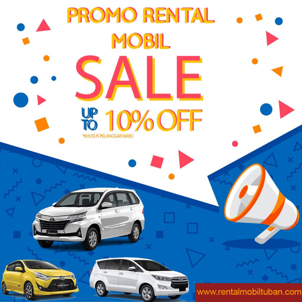 Promo Rental Mobil Termurah