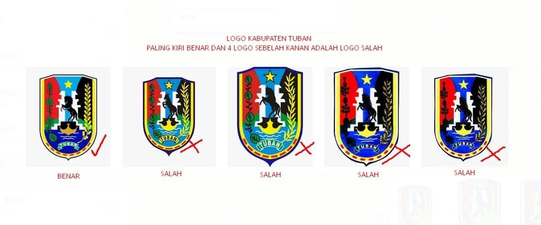 Logo Resmi Kabupaten Tuban