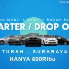 Carter Mobil Tuban ke Surabaya Murah